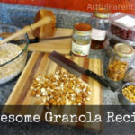 Crunchy? Me? My New Favorite Granola Recipe.