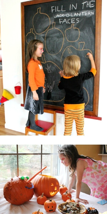 Halloween Arts and Crafts for Kids