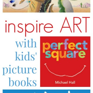 3 Best Kids Picture Books to Inspire Childrens Art