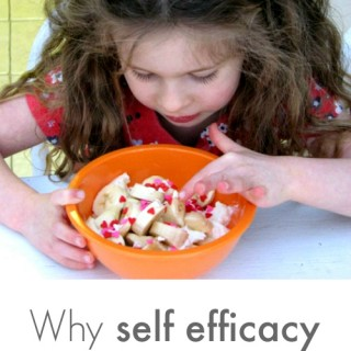 Self Efficacy and Creativity in Children