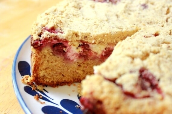 Raspberry Coffee Cake Recipe
