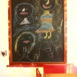 An Update & A Chalkboard Drawing