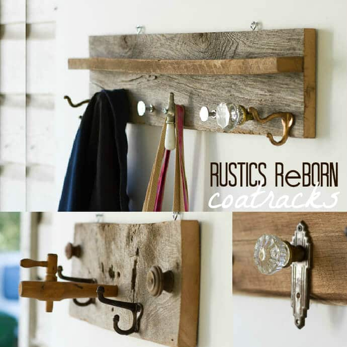 Rustics Reborn Coatracks