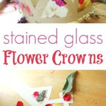 DIY Flower Crowns and Necklaces (Yes, Stained Glass!)