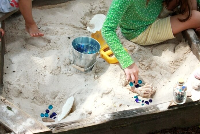 Sandcasting in the Sandbox 05