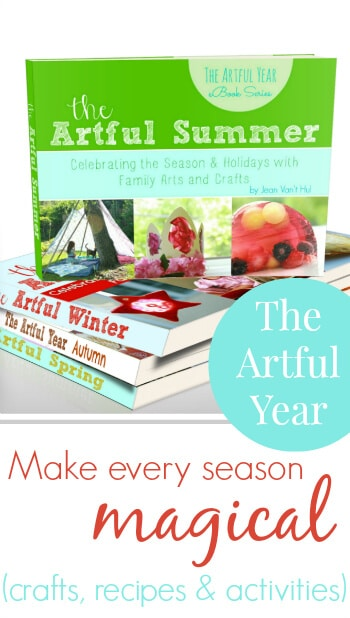 Make Every Season Magical with The Artful Year eBook Series