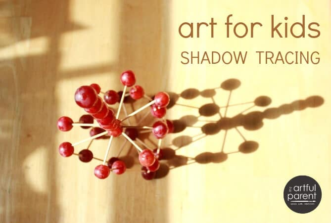 Shadow Tracing Art for Kids