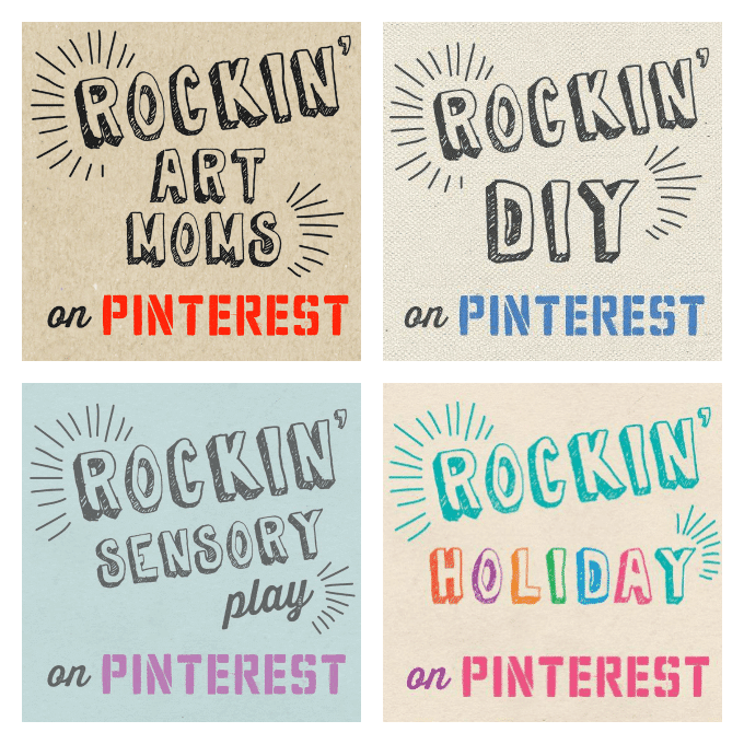 Rockin Art Moms Pinterest Boards