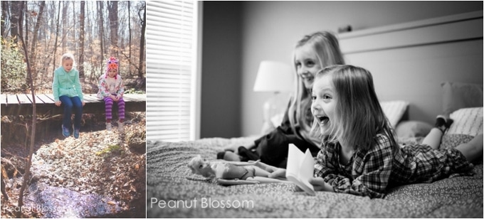 (Re) Ignite Your Creativity - Photography and 4 other ideas for parents