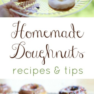 Homemade Doughnuts :: Recipes and Tips