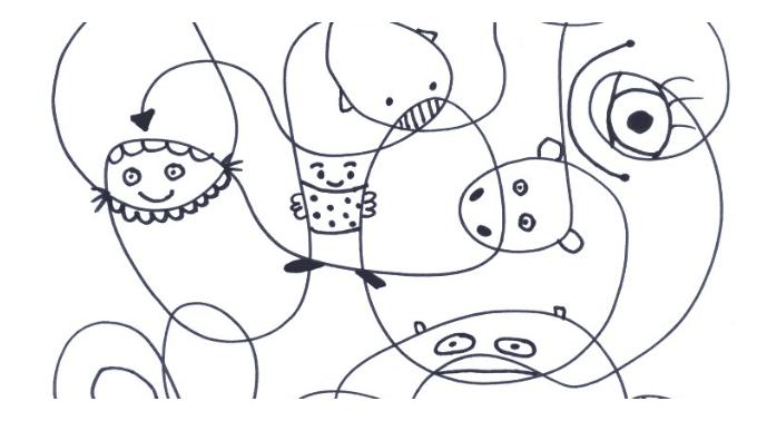 Scribble Creatures