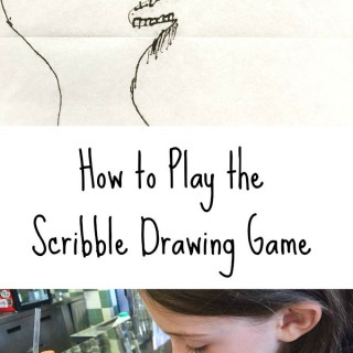How to Play the Scribble Drawing Game