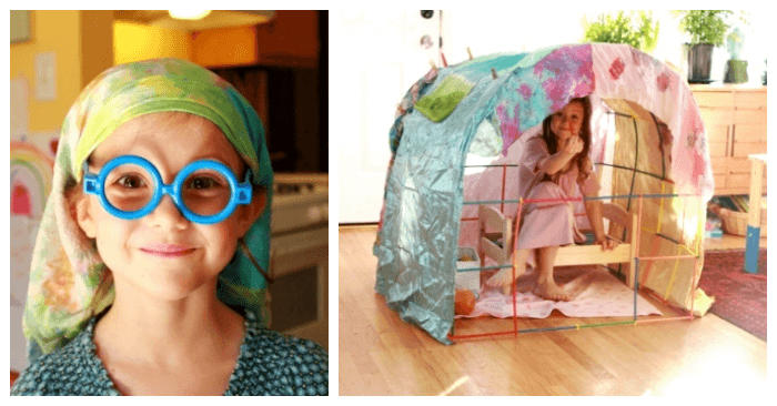 Playsilks for Kids Pretend Play - Why they are awesome, where to buy them, and how to make and use them