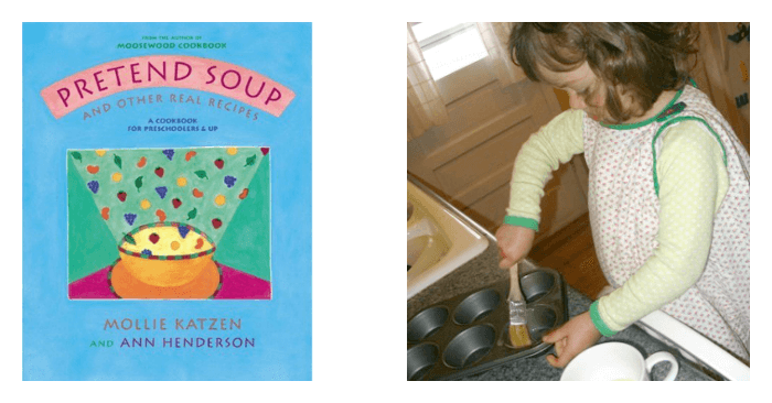 A Kids Cookbook and an Easy Popover Recipe