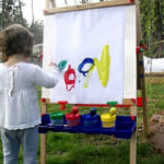 Childrens Easel – 6 Ideas to Encourage Continued Interest For Kids