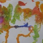 Salty Watercolors Art Activity for Kids