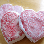 How to Make Heart Pillows – A Printmaking Project for Valentine's Day!