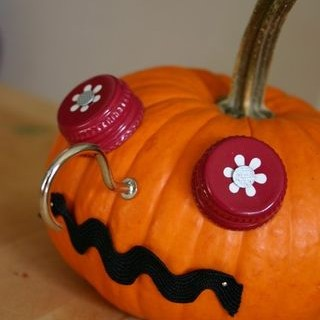 Last-minute pumpkin carving and decorating inspiration