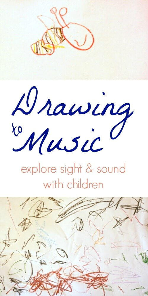 Drawing To Music With Children Combining Music And Art