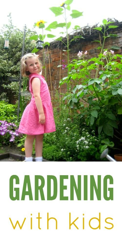 Cathy James on Gardening with Kids