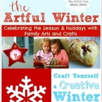 Artful Winter eBook