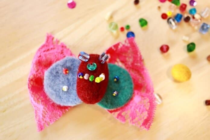 Artterro Felt Bug Kit 25