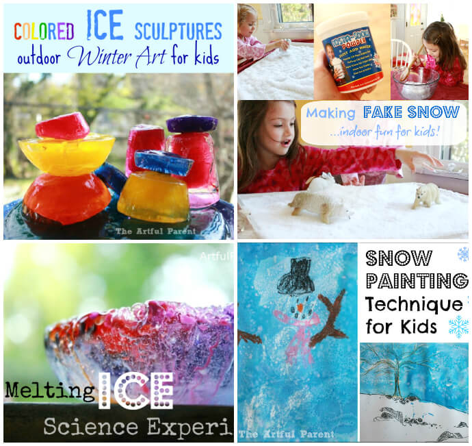 89 indoor activities for kids to keep them from bouncing for Indoor crafts for kids