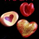 Heart Sculptures :: A Great Valentine's Day Craft & Gift!