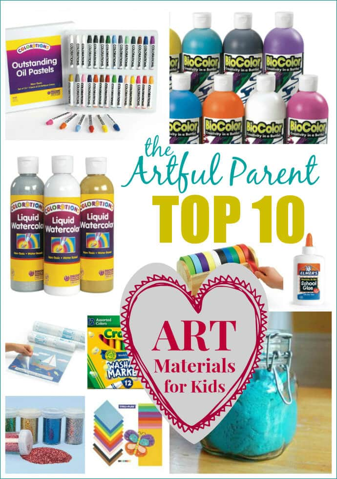 The 25 best kids art materials and where to buy them for Art n craft from waste