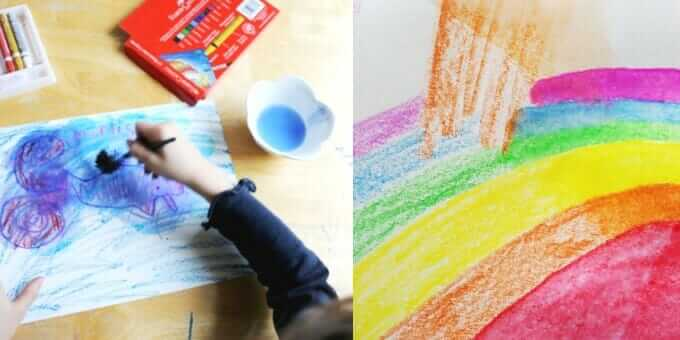 Watercolor Projects Kids Love 60 Watercolor Art Activities For Children