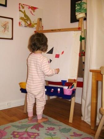 Childrens Easel