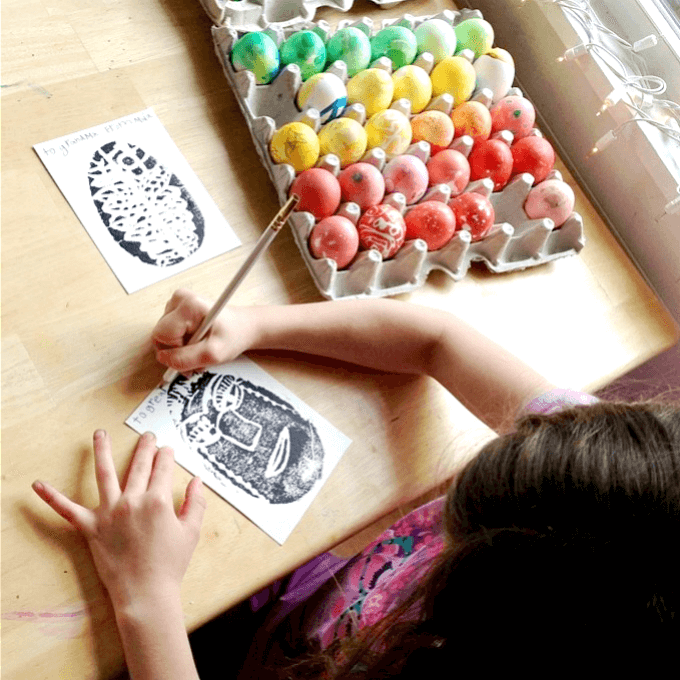 5 Easter Craft Ideas For Kids Fun Process Arts Crafts Projects