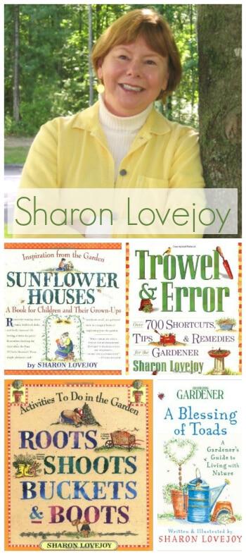 Sharon Lovejoy - Gardening with Children Author