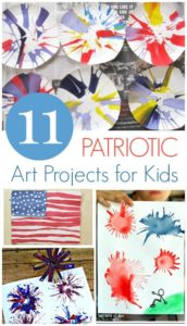 11 Fun Patriotic Art Projects for Kids