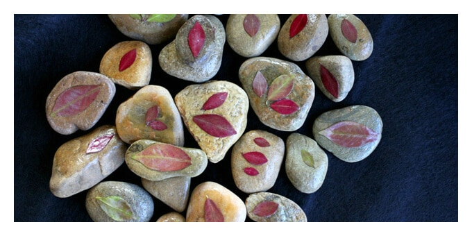 Bring Fall's Beauty Indoors With These 10 Autumn Leaf Crafts for Kids - Leaf Rocks