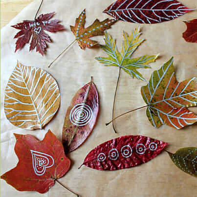 Bring Fall S Beauty Indoors With These 10 Autumn Leaf Crafts For Kids