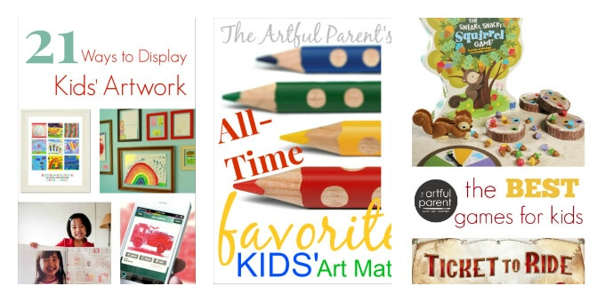 Artful Parent Top Posts 1