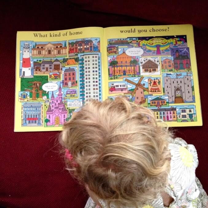 You Choose book by Nick Sharratt and Pippa Goodhart