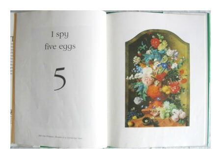 I Spy Numbers in Art by Lucy Micklethwait