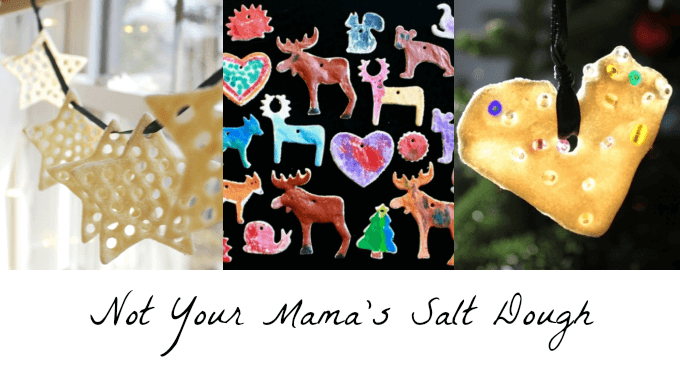 Not Your Mamas Salt Dough