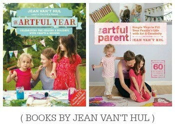 Kids Arts and Crafts Books by Jean Van't Hul