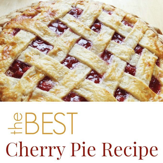Recipe For Chocolate Cake Using Cherry Pie Filling