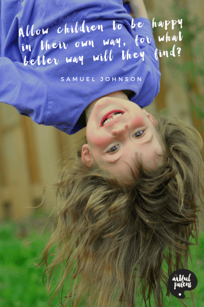 Best Parenting Quotes - Children's Happiness