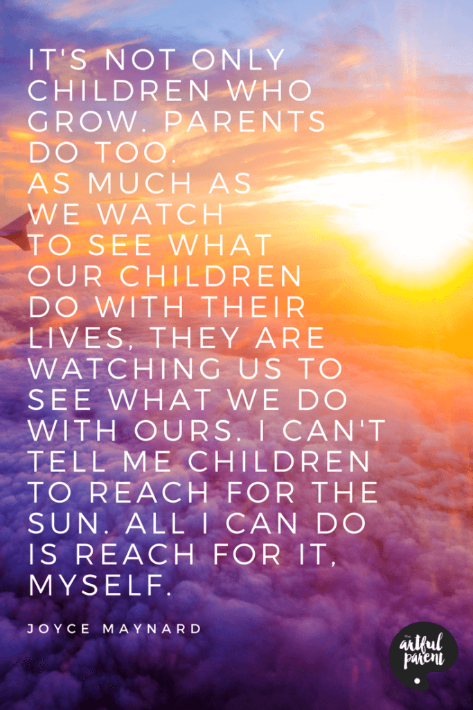 Reach for the Sun Quote