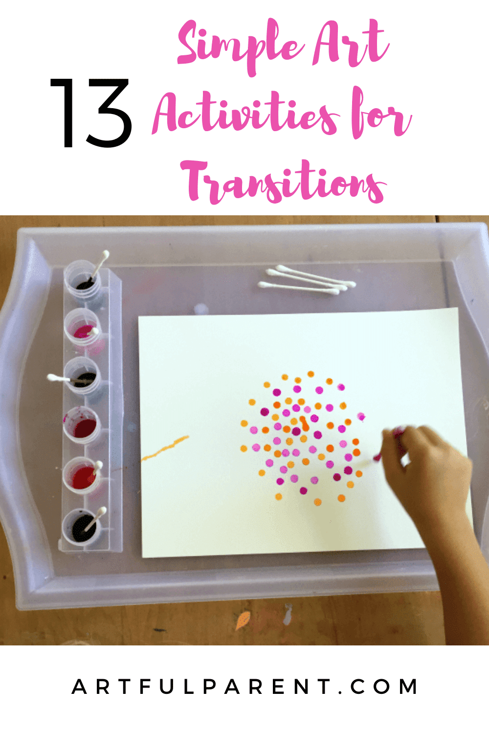 13 Activities for Transitions - pinterest