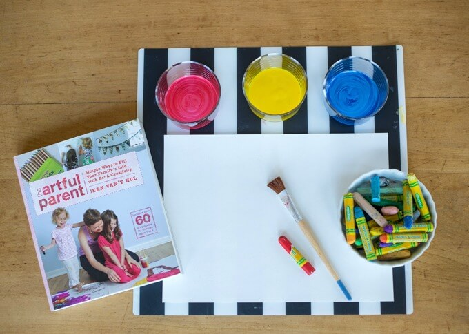 Artful Gifts with The Artful Parent Book