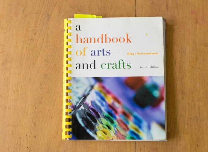 A Handbook of Arts and Crafts