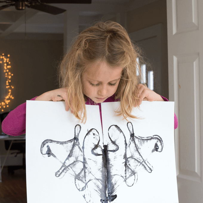 Pulled String Art with Kids