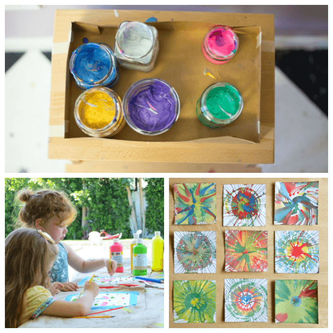 7 fun painting ideas for kids