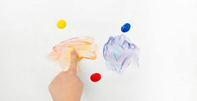 color theory for little kids